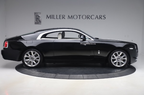 Used 2015 Rolls-Royce Wraith for sale $189,900 at Aston Martin of Greenwich in Greenwich CT 06830 8