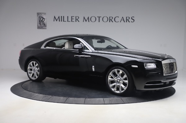 Used 2015 Rolls-Royce Wraith for sale $189,900 at Aston Martin of Greenwich in Greenwich CT 06830 9