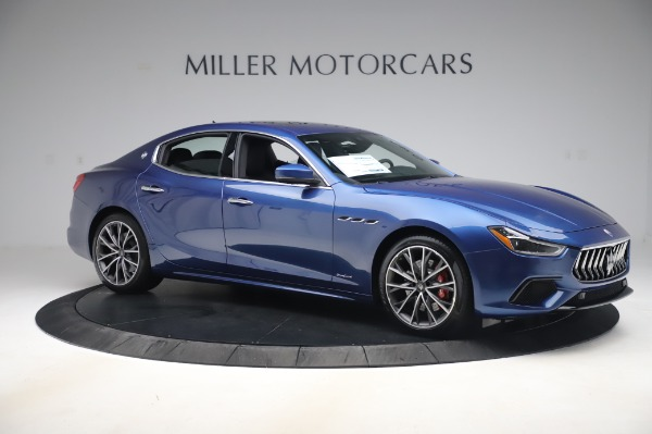 New 2020 Maserati Ghibli S Q4 GranSport for sale $94,935 at Aston Martin of Greenwich in Greenwich CT 06830 10
