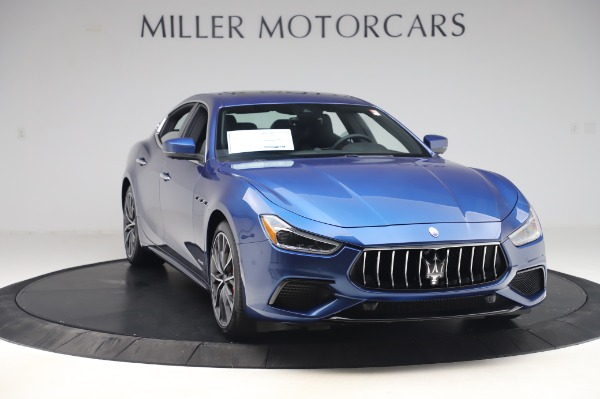 New 2020 Maserati Ghibli S Q4 GranSport for sale $94,935 at Aston Martin of Greenwich in Greenwich CT 06830 11