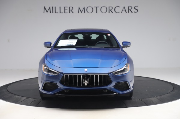 New 2020 Maserati Ghibli S Q4 GranSport for sale $94,935 at Aston Martin of Greenwich in Greenwich CT 06830 12