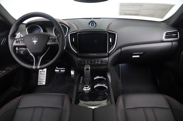 New 2020 Maserati Ghibli S Q4 GranSport for sale $94,935 at Aston Martin of Greenwich in Greenwich CT 06830 16