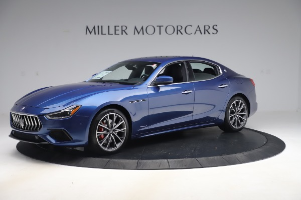 New 2020 Maserati Ghibli S Q4 GranSport for sale $94,935 at Aston Martin of Greenwich in Greenwich CT 06830 2