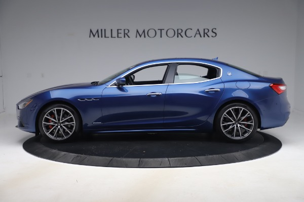 New 2020 Maserati Ghibli S Q4 GranSport for sale $94,935 at Aston Martin of Greenwich in Greenwich CT 06830 3