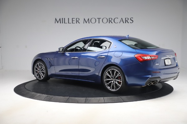 New 2020 Maserati Ghibli S Q4 GranSport for sale $94,935 at Aston Martin of Greenwich in Greenwich CT 06830 4