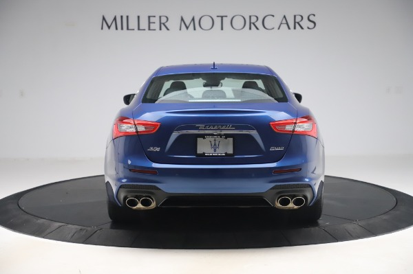 New 2020 Maserati Ghibli S Q4 GranSport for sale $94,935 at Aston Martin of Greenwich in Greenwich CT 06830 6