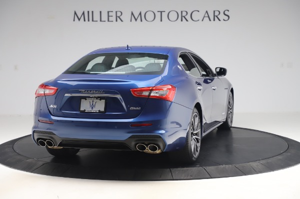 New 2020 Maserati Ghibli S Q4 GranSport for sale $94,935 at Aston Martin of Greenwich in Greenwich CT 06830 7