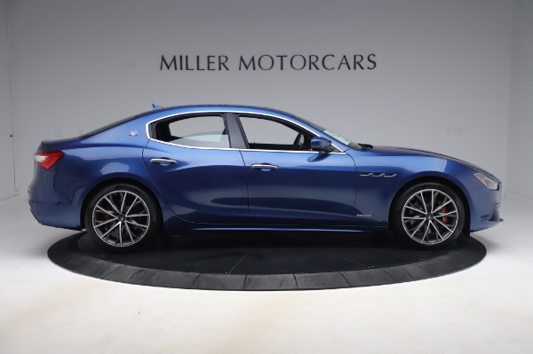 New 2020 Maserati Ghibli S Q4 GranSport for sale $94,935 at Aston Martin of Greenwich in Greenwich CT 06830 9