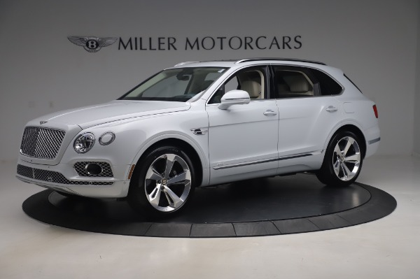 Used 2020 Bentley Bentayga Hybrid for sale $189,900 at Aston Martin of Greenwich in Greenwich CT 06830 2