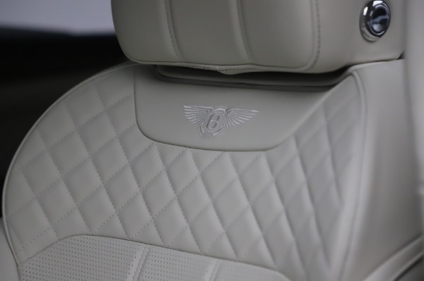 Used 2020 Bentley Bentayga Hybrid for sale $189,900 at Aston Martin of Greenwich in Greenwich CT 06830 21