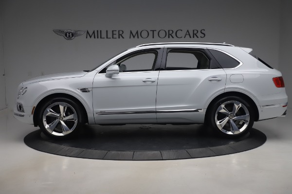 Used 2020 Bentley Bentayga Hybrid for sale $189,900 at Aston Martin of Greenwich in Greenwich CT 06830 3