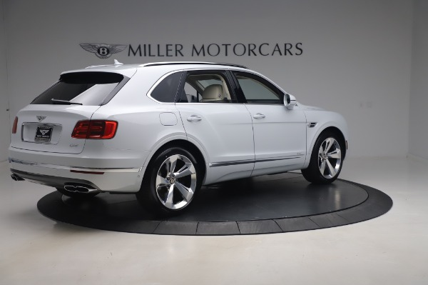Used 2020 Bentley Bentayga Hybrid for sale $189,900 at Aston Martin of Greenwich in Greenwich CT 06830 8