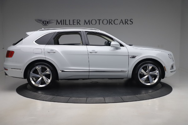 Used 2020 Bentley Bentayga Hybrid for sale $189,900 at Aston Martin of Greenwich in Greenwich CT 06830 9