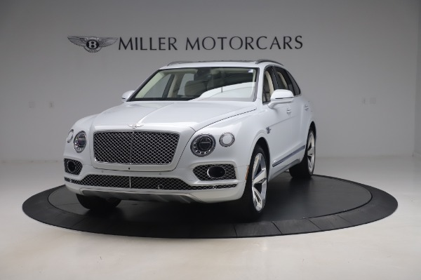Used 2020 Bentley Bentayga Hybrid for sale $189,900 at Aston Martin of Greenwich in Greenwich CT 06830 1