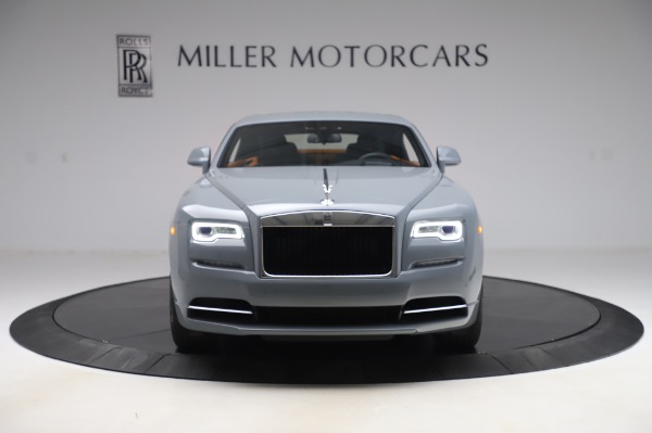Used 2020 Rolls-Royce Wraith for sale $359,900 at Aston Martin of Greenwich in Greenwich CT 06830 2