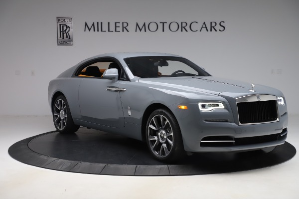Used 2020 Rolls-Royce Wraith for sale $359,900 at Aston Martin of Greenwich in Greenwich CT 06830 8