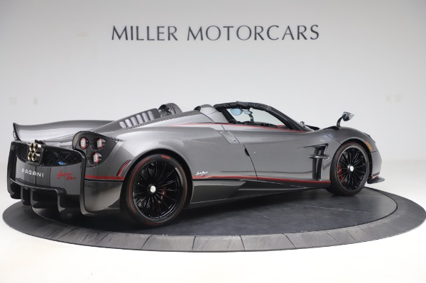 Used 2017 Pagani Huayra Roadster for sale Call for price at Aston Martin of Greenwich in Greenwich CT 06830 12
