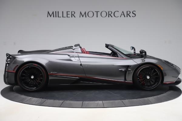 Used 2017 Pagani Huayra Roadster for sale Call for price at Aston Martin of Greenwich in Greenwich CT 06830 13