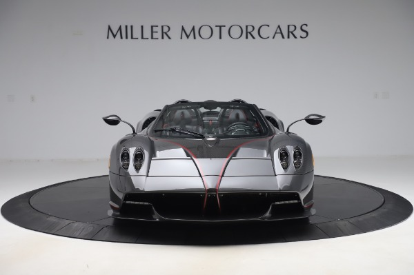Used 2017 Pagani Huayra Roadster for sale Call for price at Aston Martin of Greenwich in Greenwich CT 06830 16
