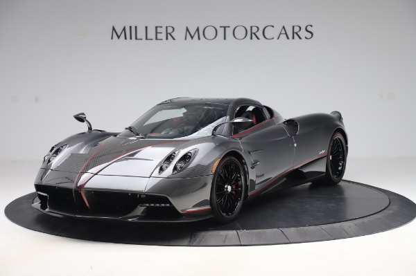 Used 2017 Pagani Huayra Roadster for sale Call for price at Aston Martin of Greenwich in Greenwich CT 06830 17