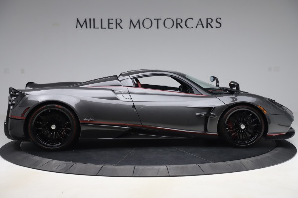 Used 2017 Pagani Huayra Roadster for sale Call for price at Aston Martin of Greenwich in Greenwich CT 06830 19