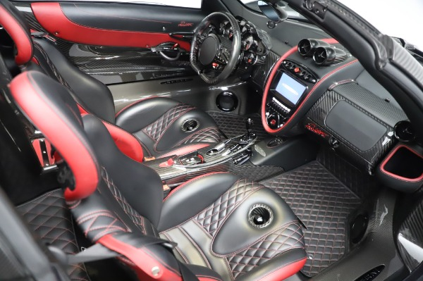 Used 2017 Pagani Huayra Roadster for sale Call for price at Aston Martin of Greenwich in Greenwich CT 06830 26