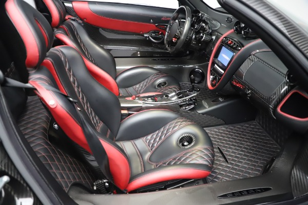 Used 2017 Pagani Huayra Roadster for sale Call for price at Aston Martin of Greenwich in Greenwich CT 06830 27