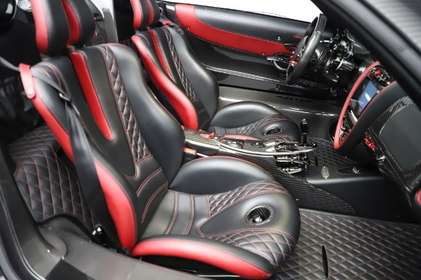 Used 2017 Pagani Huayra Roadster for sale Call for price at Aston Martin of Greenwich in Greenwich CT 06830 28