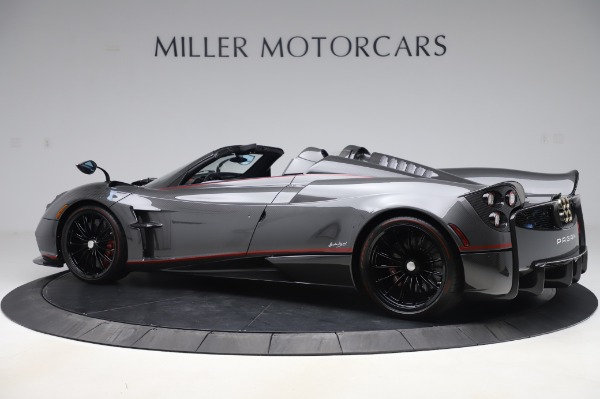 Used 2017 Pagani Huayra Roadster for sale Call for price at Aston Martin of Greenwich in Greenwich CT 06830 4