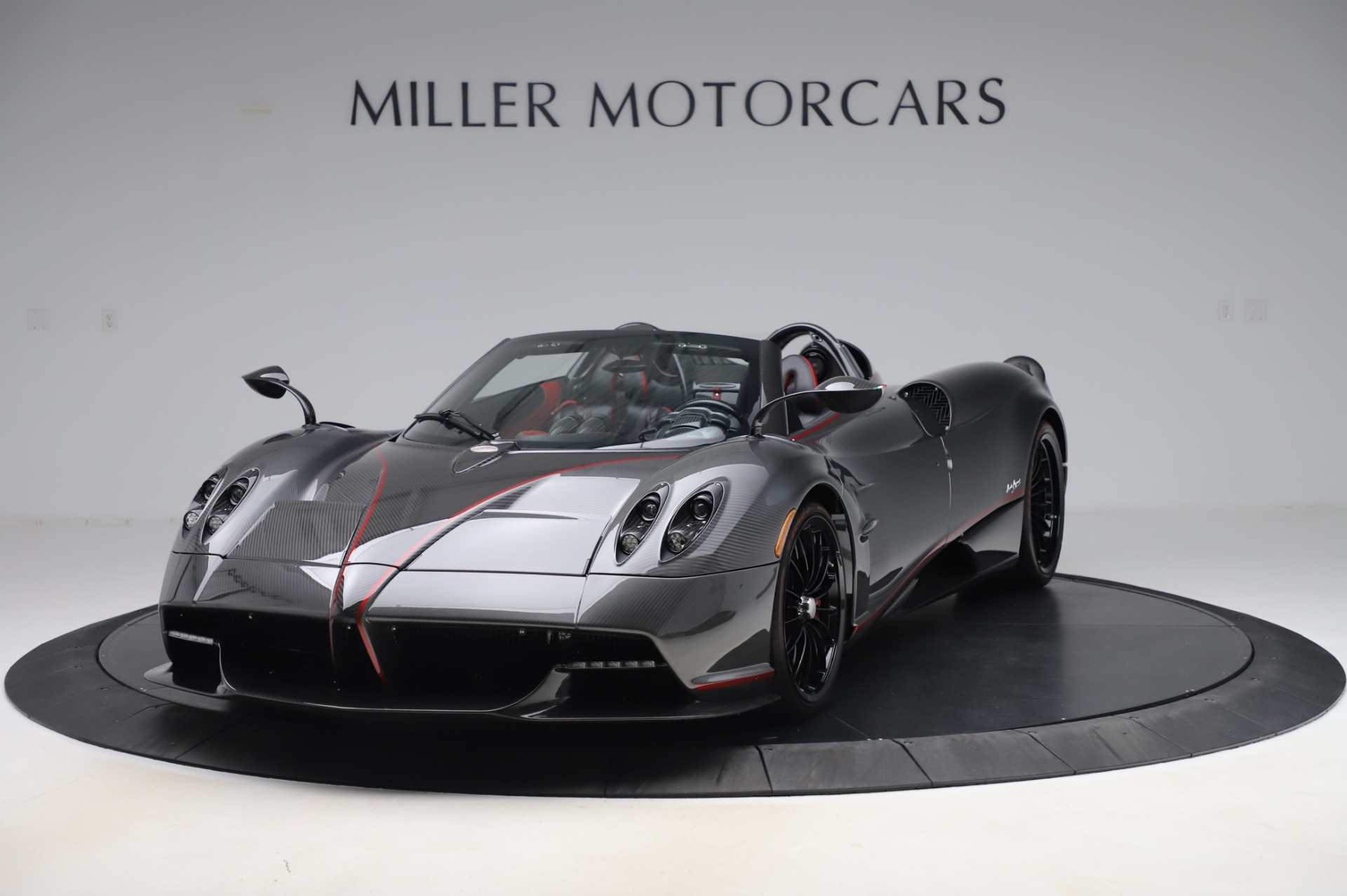 Used 2017 Pagani Huayra Roadster for sale Call for price at Aston Martin of Greenwich in Greenwich CT 06830 1