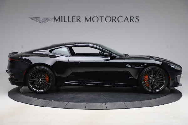 New 2020 Aston Martin DBS Superleggera Coupe for sale $328,786 at Aston Martin of Greenwich in Greenwich CT 06830 10