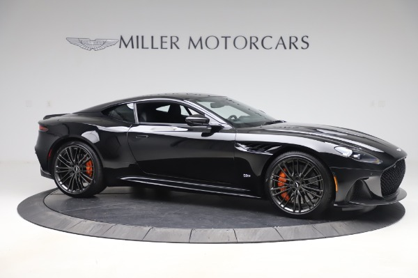 New 2020 Aston Martin DBS Superleggera Coupe for sale $328,786 at Aston Martin of Greenwich in Greenwich CT 06830 11