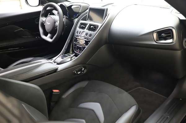 New 2020 Aston Martin DBS Superleggera for sale $328,786 at Aston Martin of Greenwich in Greenwich CT 06830 17