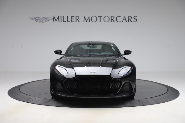 New 2020 Aston Martin DBS Superleggera Coupe for sale $328,786 at Aston Martin of Greenwich in Greenwich CT 06830 2