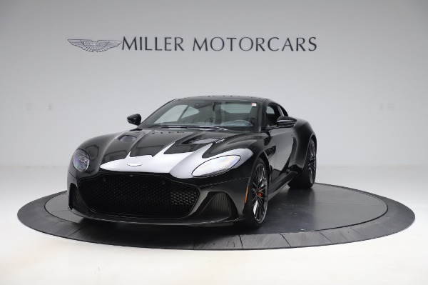 New 2020 Aston Martin DBS Superleggera Coupe for sale $328,786 at Aston Martin of Greenwich in Greenwich CT 06830 3