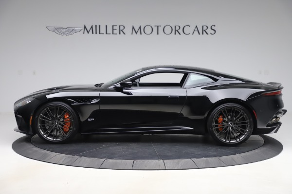 New 2020 Aston Martin DBS Superleggera Coupe for sale $328,786 at Aston Martin of Greenwich in Greenwich CT 06830 4