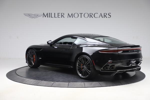New 2020 Aston Martin DBS Superleggera for sale $328,786 at Aston Martin of Greenwich in Greenwich CT 06830 6