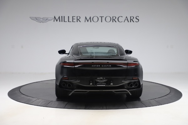 New 2020 Aston Martin DBS Superleggera for sale $328,786 at Aston Martin of Greenwich in Greenwich CT 06830 7
