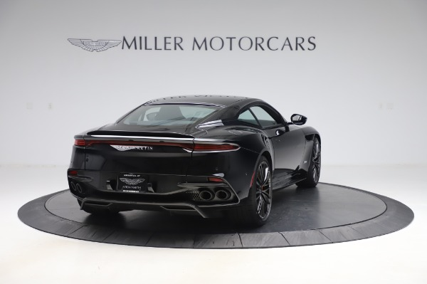 New 2020 Aston Martin DBS Superleggera Coupe for sale $328,786 at Aston Martin of Greenwich in Greenwich CT 06830 8