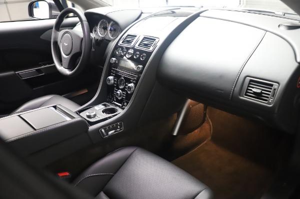 Used 2015 Aston Martin Rapide S Sedan for sale $109,900 at Aston Martin of Greenwich in Greenwich CT 06830 19