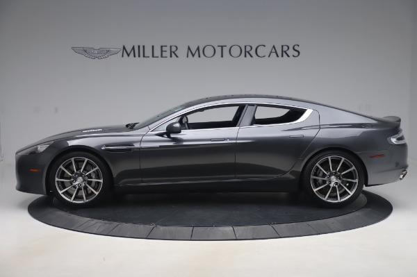 Used 2015 Aston Martin Rapide S Sedan for sale $109,900 at Aston Martin of Greenwich in Greenwich CT 06830 2