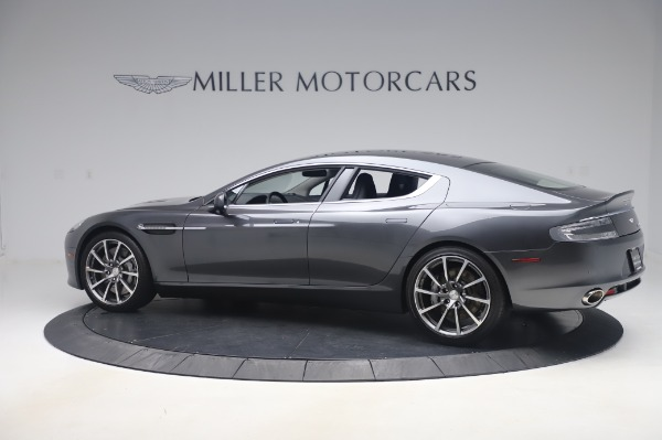 Used 2015 Aston Martin Rapide S Sedan for sale $109,900 at Aston Martin of Greenwich in Greenwich CT 06830 3