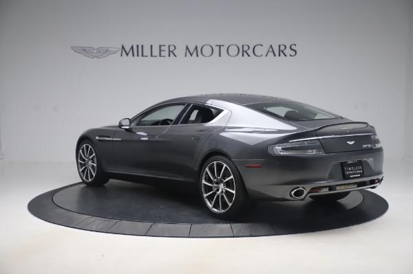 Used 2015 Aston Martin Rapide S Sedan for sale $109,900 at Aston Martin of Greenwich in Greenwich CT 06830 4