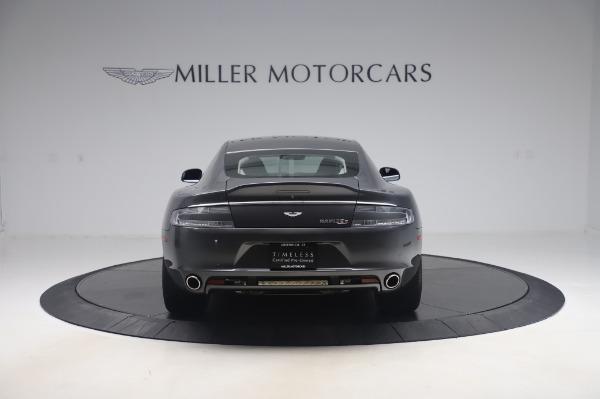 Used 2015 Aston Martin Rapide S Sedan for sale $109,900 at Aston Martin of Greenwich in Greenwich CT 06830 5