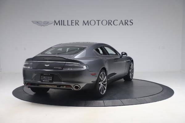 Used 2015 Aston Martin Rapide S Sedan for sale $109,900 at Aston Martin of Greenwich in Greenwich CT 06830 6