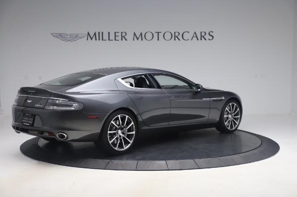 Used 2015 Aston Martin Rapide S Sedan for sale $109,900 at Aston Martin of Greenwich in Greenwich CT 06830 7
