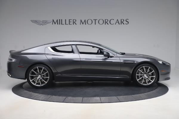 Used 2015 Aston Martin Rapide S Sedan for sale $109,900 at Aston Martin of Greenwich in Greenwich CT 06830 8