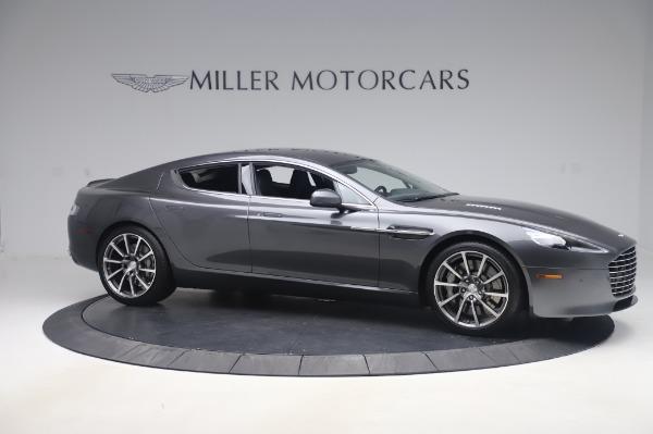 Used 2015 Aston Martin Rapide S Sedan for sale $109,900 at Aston Martin of Greenwich in Greenwich CT 06830 9