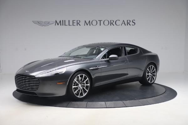 Used 2015 Aston Martin Rapide S Sedan for sale $109,900 at Aston Martin of Greenwich in Greenwich CT 06830 1