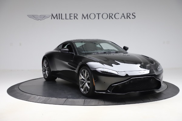 New 2020 Aston Martin Vantage Coupe for sale $181,981 at Aston Martin of Greenwich in Greenwich CT 06830 10